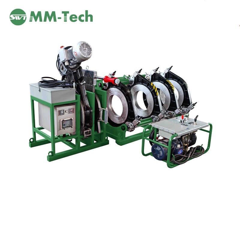 SWT B450/200 H Сварка полиэтиленовых труб термоплавлением|Машины для сварки стыков| |