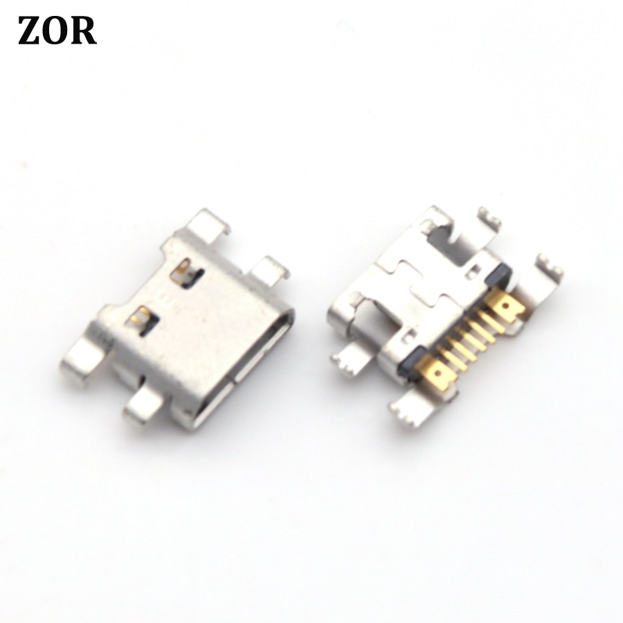 10PCS For LG K10 2016 K420N K430DS MS428 K425 K428 PREMIER L62VL USB Charger Charging Port Connector Socket