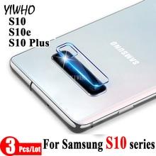 Camera Lens Protective Glass on The for Samsung Galaxy S10 Plus S10e S 10 10e Galaxi Screen Protecto
