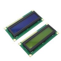 LCD1602 1602 module Blue Green screen 16x2 Character LCD Display Module HD44780 Controller blue black light