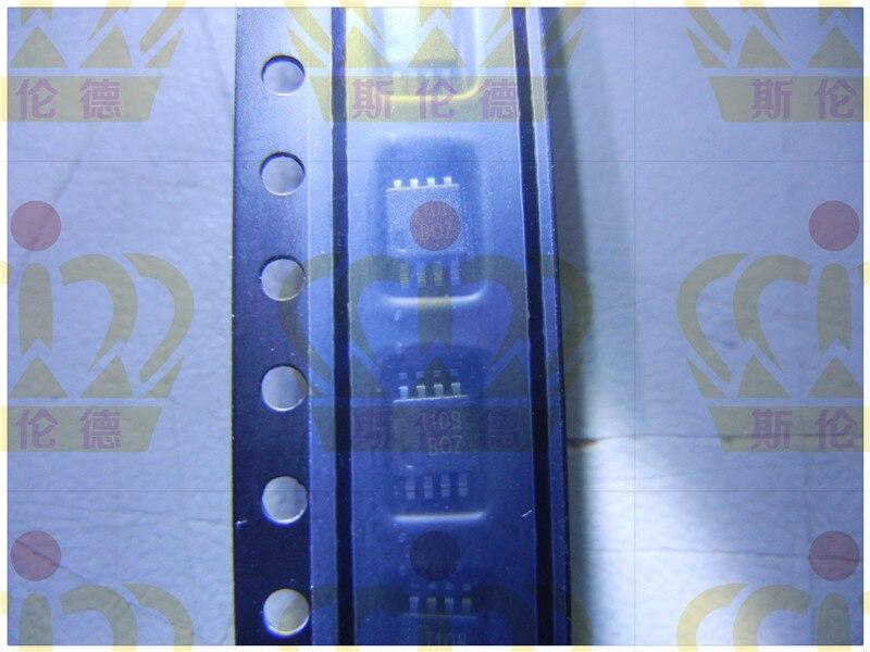 10 unids/lote XTR117AIDGK XTR117 MSOP-8 BOZ XTR117AIDGKRG4 4-20mA corriente de bucle transmisor
