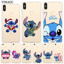 YIMAOC Lilo ve Stitch yumuşak silikon kılıf için xiaomi mi mi 9 9T CC9 CC9E A3 Pro 8 SE A2 lite A1 mi X 2S MAX 3 pocophone f1 mi 9