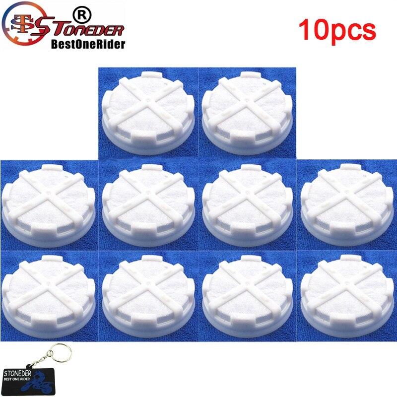 Pantalla de filtro de combustible de disco de piedra para Mercury marino Mercruiser Quicksilver #35-892665