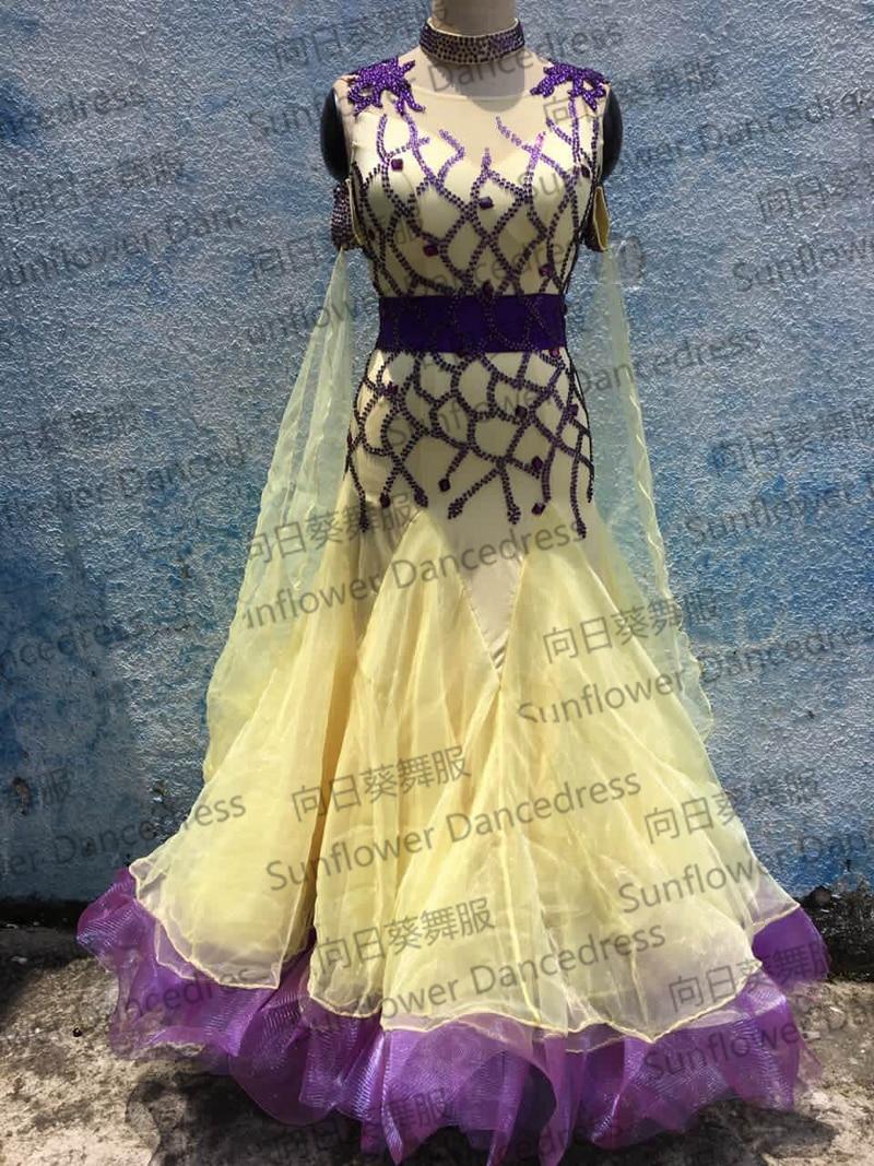 فستان رقص قاعة الرقص ، ملابس الرقص القياسية ، ملابس المسرح ، ملابس الرقص ، الفالس ، فستان قاعة الرقص