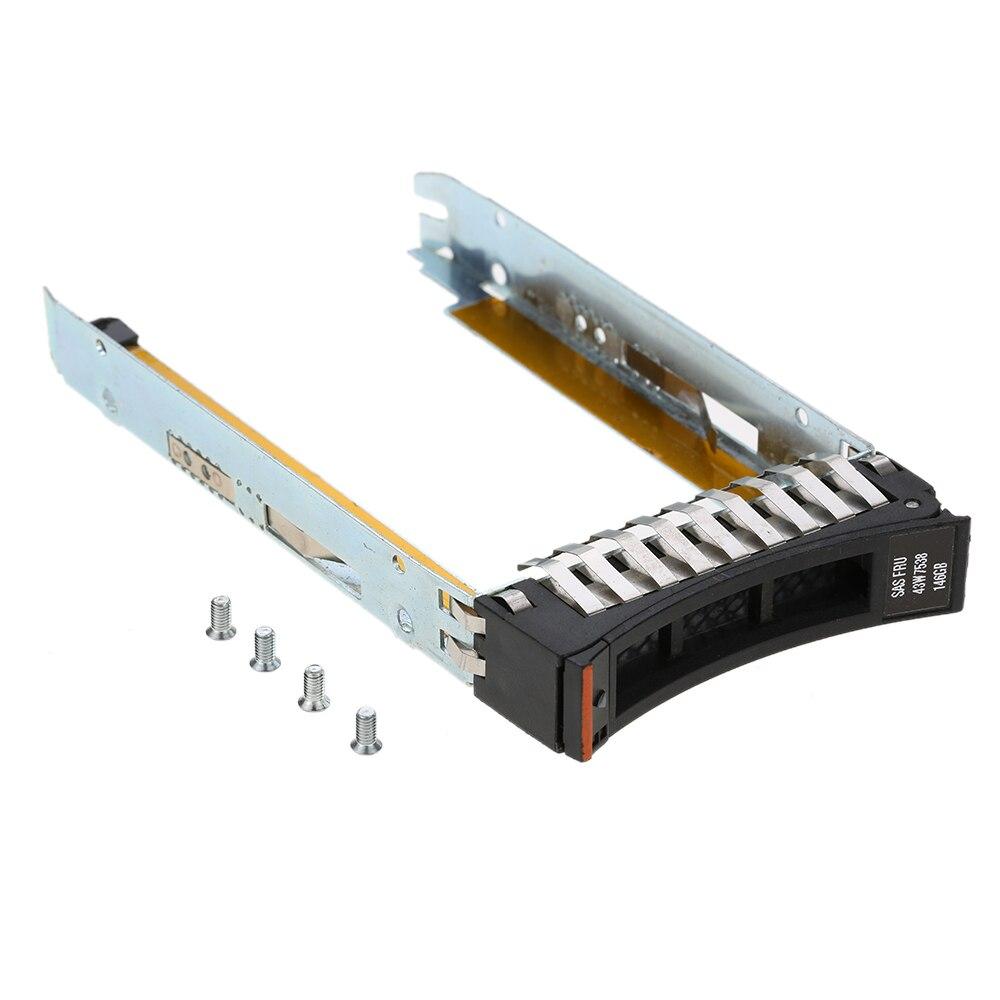 "2,5 ""SFF SAS/SATA/SSD кронштейн для лотка салазок для IBM x3650 x3550 x3500 x3400 M2 M3 M4 44T2216"