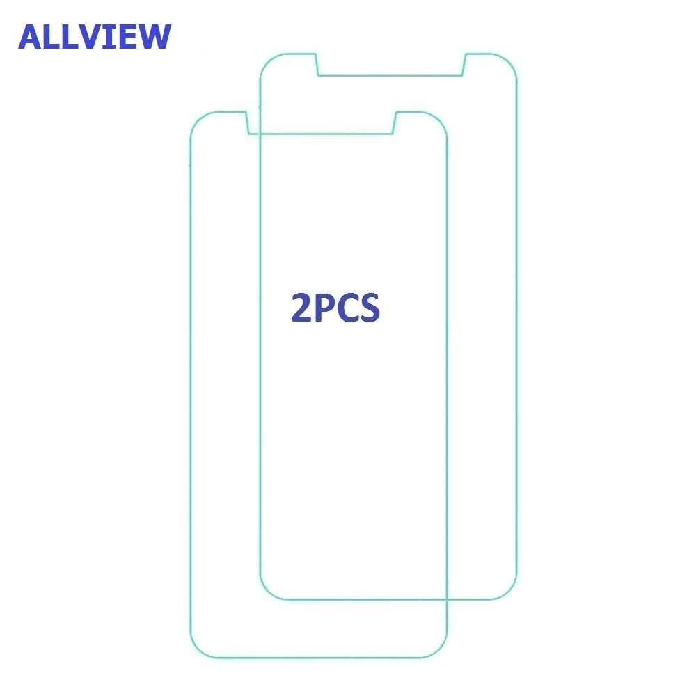 Закаленное стекло для Allview P6 P7 A8 LITE PLUS Пленка чехол для Allview P9 energy MINI X3 Soul Lite Защитная пленка для экрана