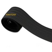 Coche de goma para parachoques trasero desgaste ajuste para KIA Rio K2 K3 K4 K5 KX3 KX5 Cerato Soul fuerte Sportage R Sorento Optima