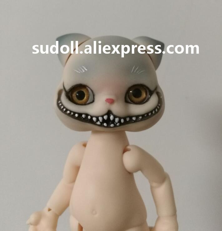 Hot Sale SuDoll Cat Pet 1/12 bjd sd dolls model girls boys toys