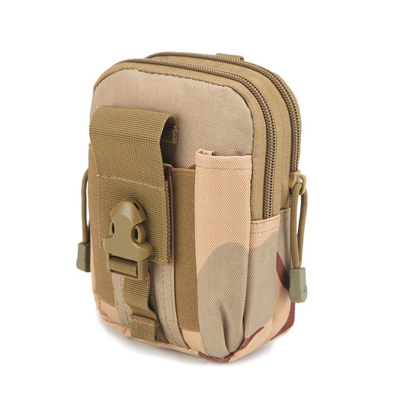 Tactical Waist Bag Mobile Phone pouch Pack Sport Mini Vice Pocket for HomTom HT20 Pro HT26 HT30 HT37 pro HT50 S16 S7 S8 S9 Plus