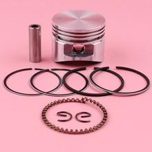 Kit de circlips danneau de Piston de 35mm pour Honda GX25 FG110 HHT25S UMC425 pièce de moteur de débroussailleuse