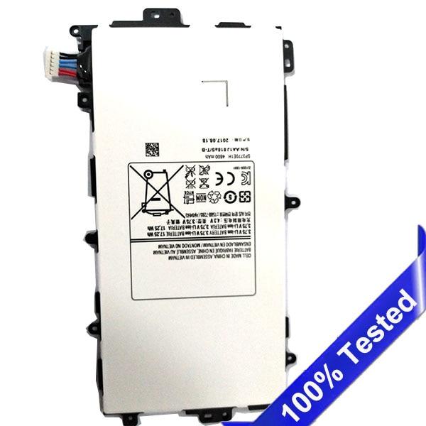 Аккумулятор 4600 мАч для Samsung Galaxy Note 8,0 GT N5100 N5110 N5120 SP3770E1H SanErqi