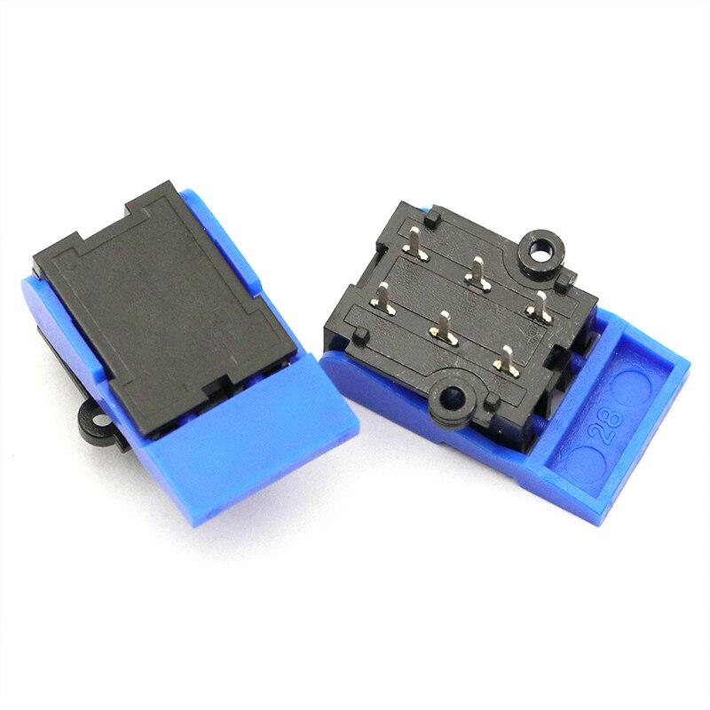 Interruptor de gancho de teléfono, interruptor de teléfono, interruptor de cierre, puntos de cobre (10 unids/lote)