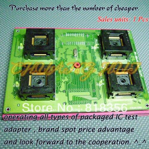 PCB-M4-HD64F216X-TQ144 Programming Module TAIWAN HI-LO Programming Module IC234-1444-053x4 Pcs Programmer Adapter/IC Test Socket