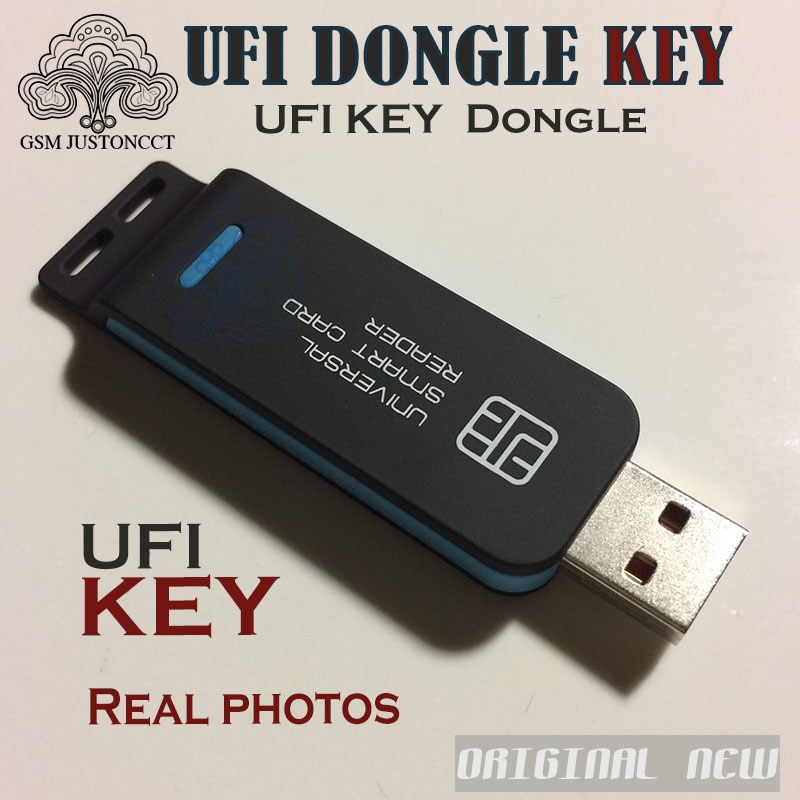 مفتاح دونجل UFI ، 2020 nieuwste 100% original ، Ufi DONGLE/ufi ، مع صندوق UFI