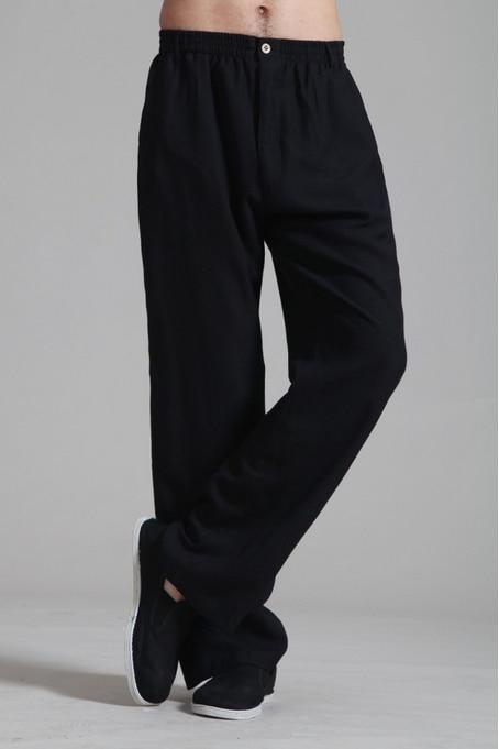 Шанхай история боевых искусств Китайский стиль Брюки Тай Чи штаны для кунг фу тайцзи одежда черный|clothing pants|clothing chineseclothing martial arts | АлиЭкспресс