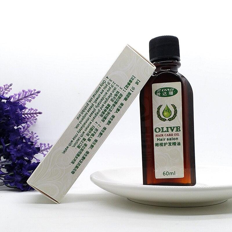 Купить с кэшбэком Monaco NUT Olive Hair Oil Argan oil 60ml keratin free clean hair curly Hair Treatment hair care mask Conditioners