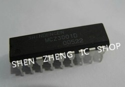 2PCS/LOT MCZ3001DB MCZ3001D DIP-18 New original IC in stock!