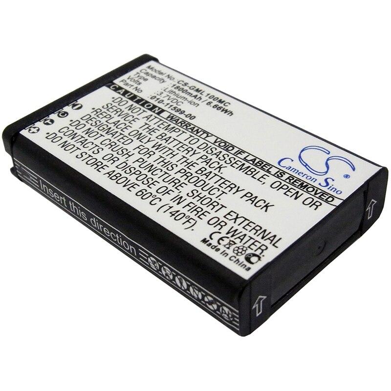 Bateria para Garmin Cameron Sino E2gr E2grvirbelite Virb Elite Ação hd Câmera 1.4 1800mah E1gr E1grvirbelite