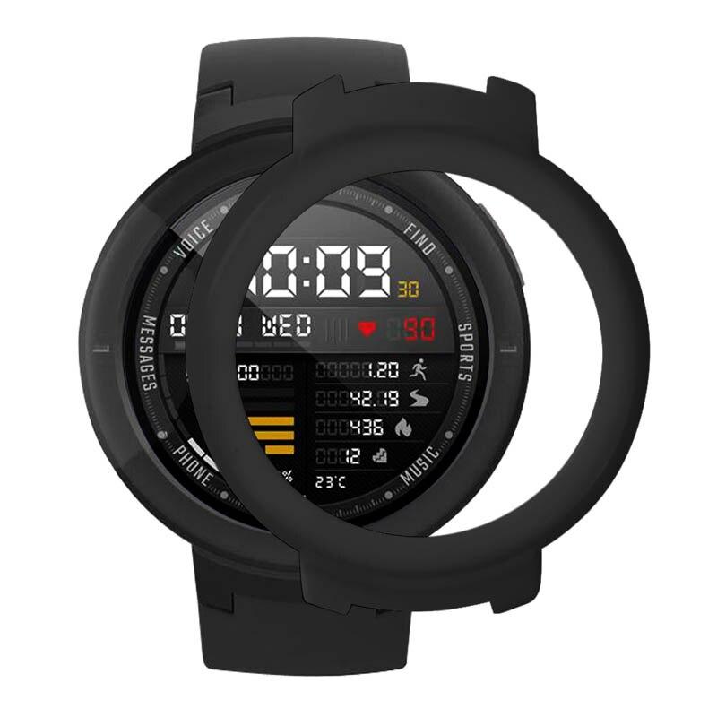 Gran oferta de carcasa protectora para reloj, carcasa delgada de PC para Xiaomi Huami Amazfit Verge Watch