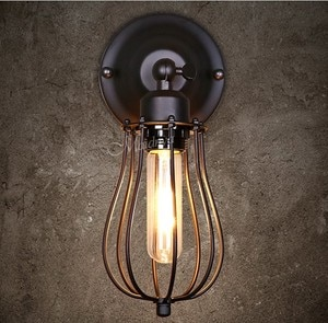 Antique Loft Style Vintage Wall Light Fixtures Industrial Wind Edison Wall Sconce For Bedside Wall Lamp Home Lighting Lamparas