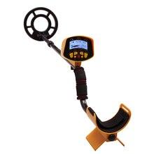 Wykrywacz metali MD9020C wykrywacz metali o wysokiej czułości wykrywacz metali dla dzieci/początkujących dla zabawy