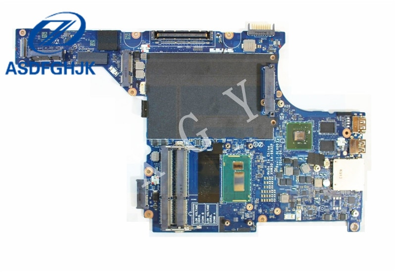 Placa base de computadora portátil VAW30 LA-9832P para Dell para la latitud E5440 placa base NR2XX 0NR2XX CN-0NR2XX DDR3L I7-4600U CPU y GT750m