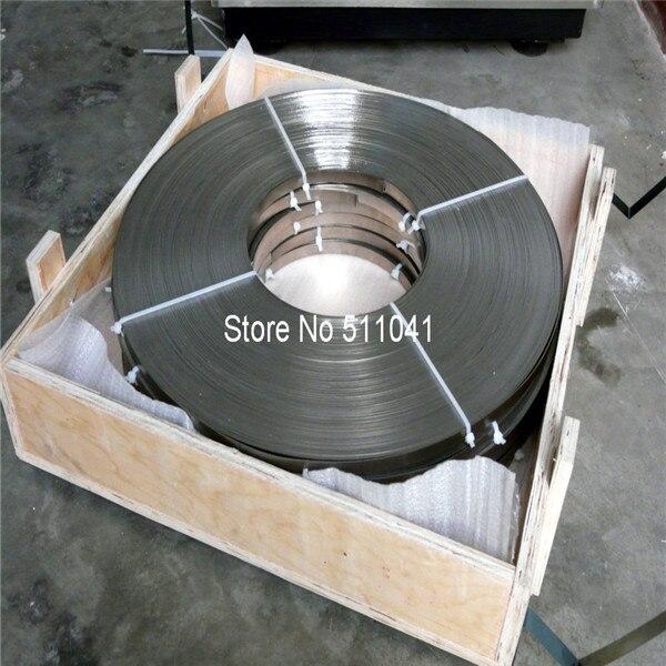 Tira de Nitinol 8mm * 1mm * 20000mts, tira de lámina de NITI súper elástica, envío gratis