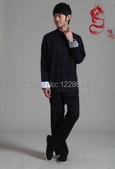Одежда для мужчин и женщин из традиционного китайского хлопка, тайцзи, мужская одежда Тан, униформы АРТЕС, марсиалов, кунг фу, шаолинь, льняной костюм кунг фу|kung fu suit|tai chi clotheskung fu | АлиЭкспресс