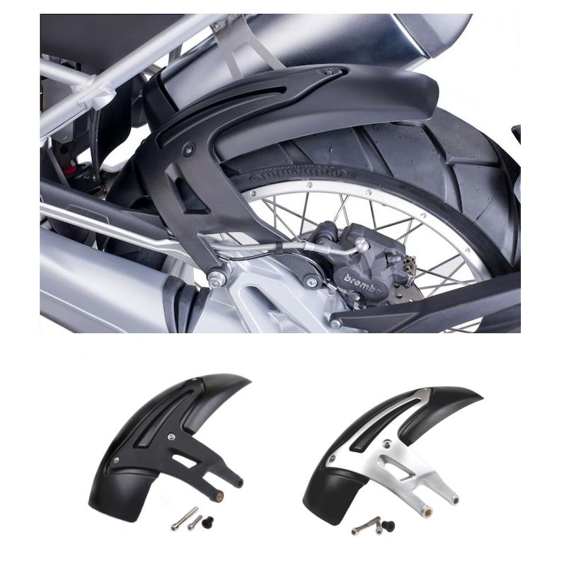 1 Set trasero de la motocicleta recargable guardabarros barro guardabarros guardia para...