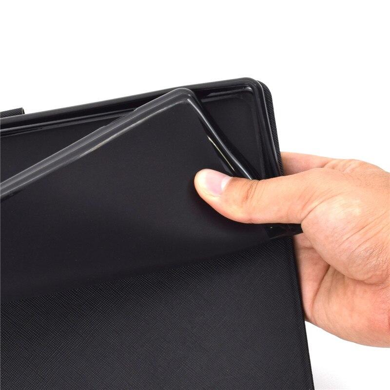 Купить с кэшбэком Wekays For Samsung Galaxy Tab A6 A 2016 10.1 T585 T580 T580N T585N Cartoon Cat Leather Cover Case For Samsung Tab A 6 A6 SM-T580