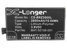 Высококачественная батарея Cameron Sino 2800 мАч BAT 50136 001,STR100 2 для BlackBerry A10,Aristo EU, STA100 1, STA100 6, Z30, Z30 LTE