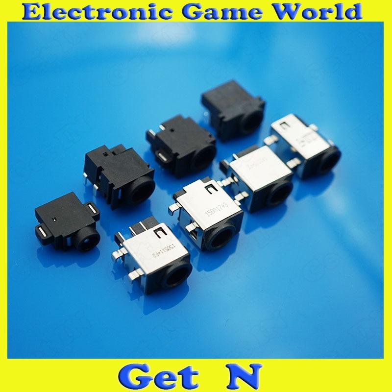 8 نماذج ، 5 قطعة كل ، 40 قطعة/الوحدة تيار مستمر الرافعات لأجهزة الكمبيوتر المحمولة سامسونج اللوحي تيار مستمر موصلات الطاقة
