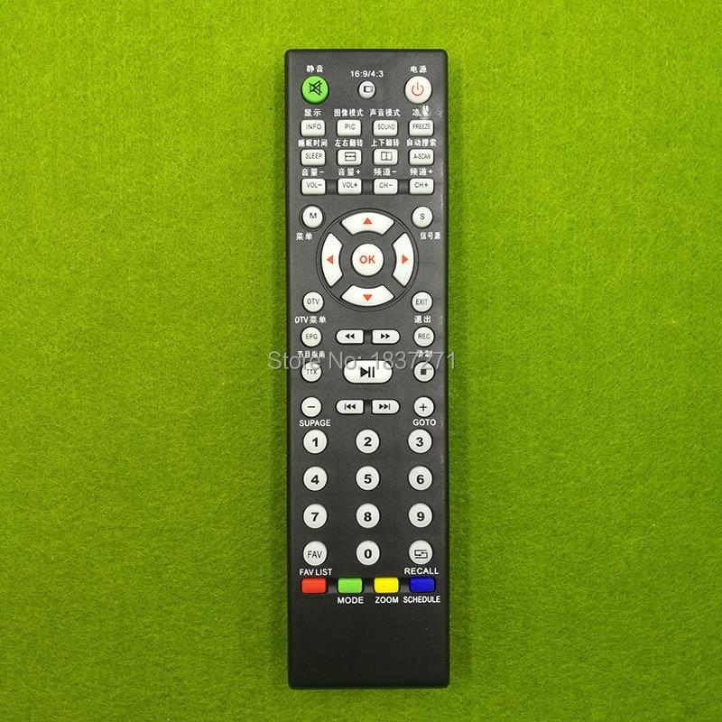 جهاز التحكم عن بعد ل HTP LED-86 + LED-33 + LED-86 LED-33 العارض