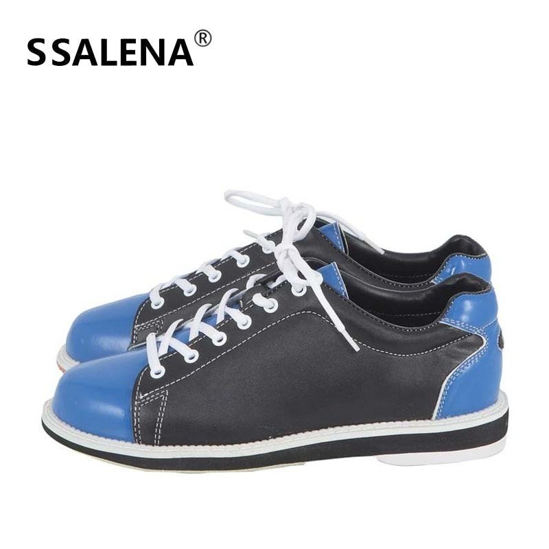البولينج أحذية عالية الجودة في الهواء الطلق Skidproof الوحيد المهنية خفيفة الوزن أحذية رياضية للرجال تنفس أحذية رياضية AA11038