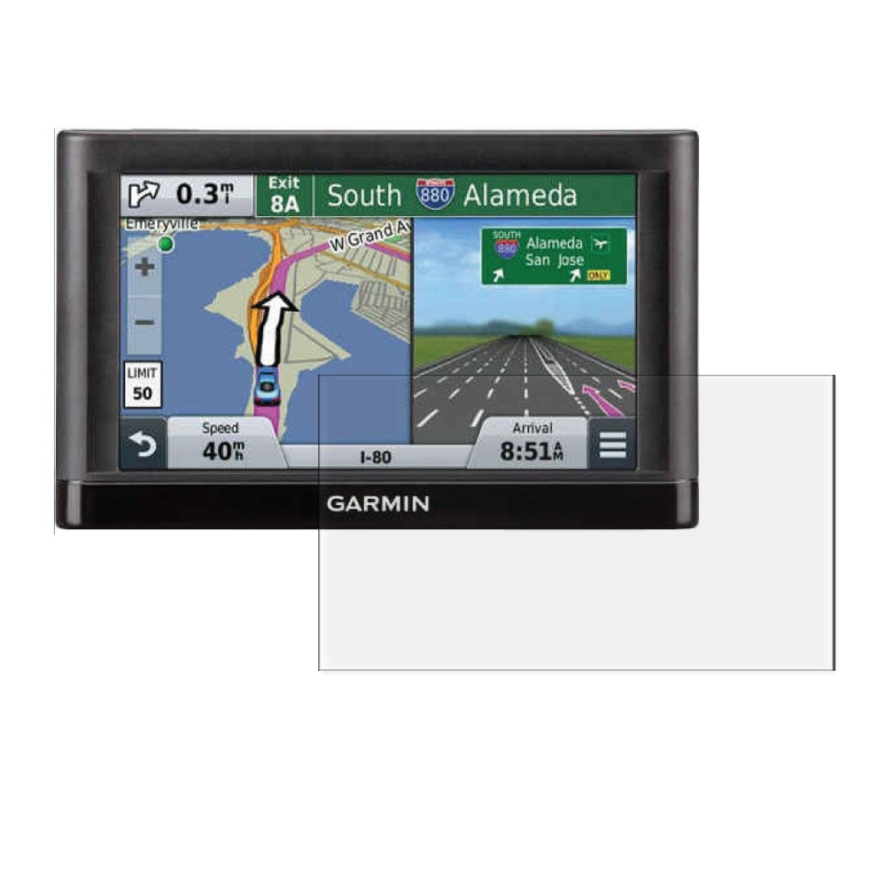 3x Anti-Scratch Limpar Tela LCD Escudo Protetor Film para Garmin Nuvi 67 67LM 67LMT 68 68LM 68LMT 6GPS