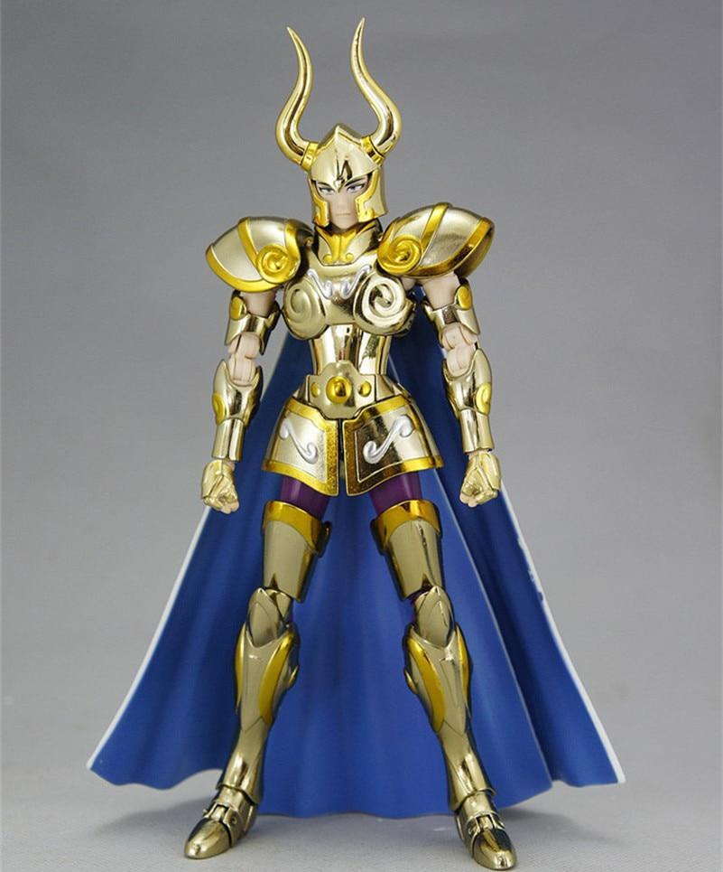 MC métal Club Saint Seiya tissu mythe EX or capricorne Shura modèles métal tissu *