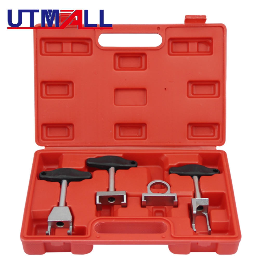 automotive tools of 22pcs fuel 4pcs Automotive Repair Tools of Ignition Coil Spark Plug Puller For VW AUDI T10094A T10095A T10166 T40039