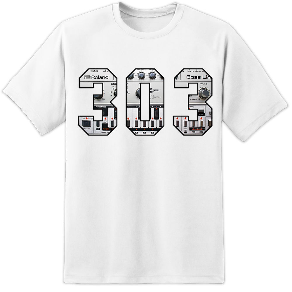 Tb303 música Sampler T camisa de Pioneer Cdj 2000 Nxs Djm Akai 808 técnicas Serato 2019 el último de los hombres de moda de verano la camisa de encargo
