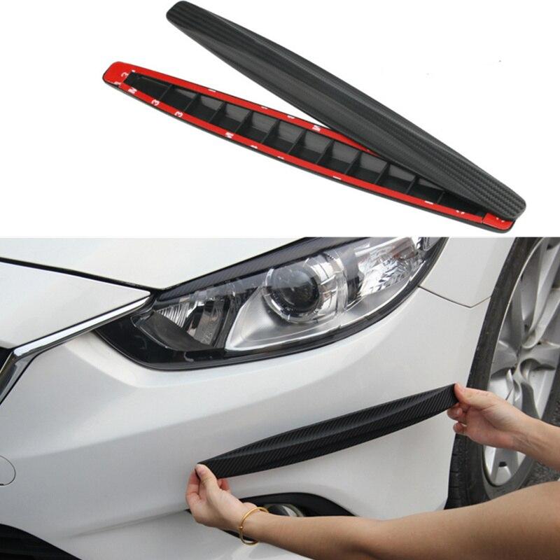 Universal Car Front/Rear/Bumper Anti-collision Strip Sticker for LEXUS IS250 IS300 ES240 ES250 ES300 ES300H ES330 ES350 GS300