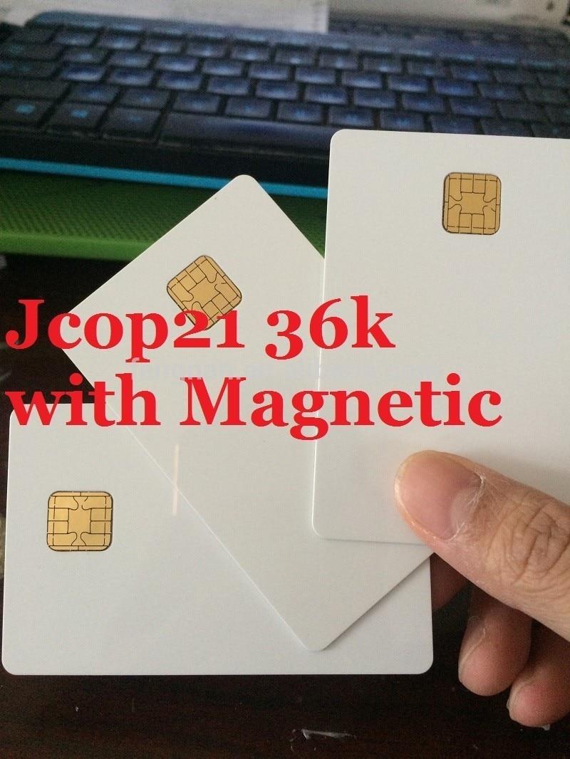 10 piezas por lote chips originales para Jcop21 36k JCOP 2136K JCOP 2.3.1 JCOP V2.3.1 tarjeta magnética origina old jcop21 36k
