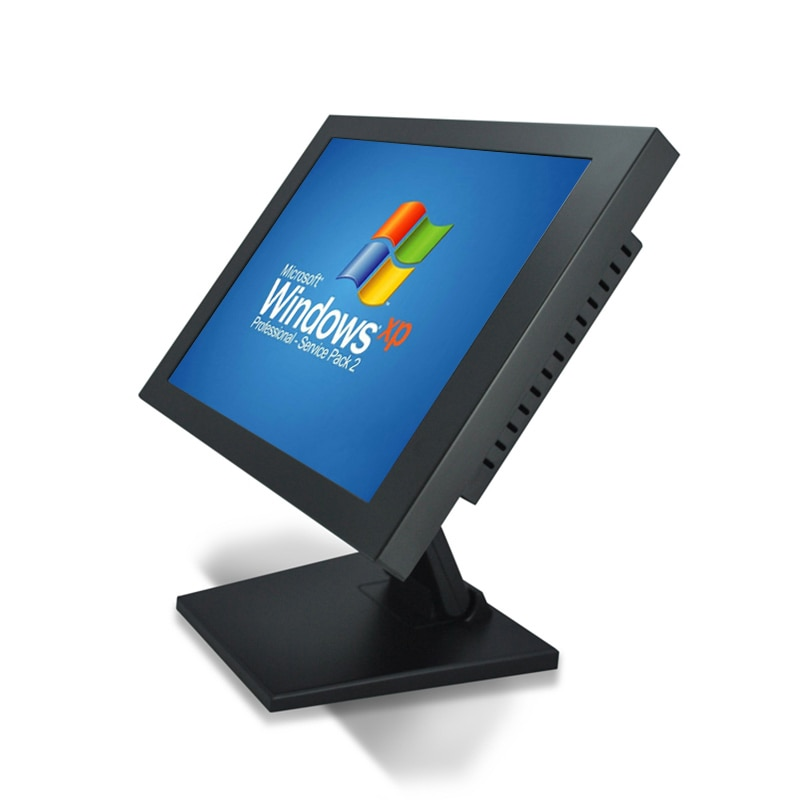 Top quality OEM/ODM 15 inch j1900 VESA wince industrial mini pc touch screen desktop computer enlarge