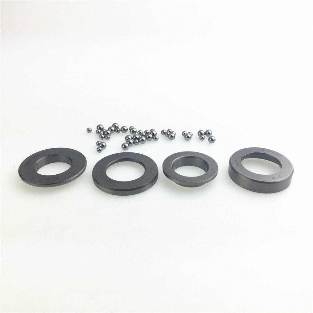 STARPAD para QJ150-17A de QJ150-19A/C/Qianjiang accesorios de la motocicleta dirección cojinete de acero tazón