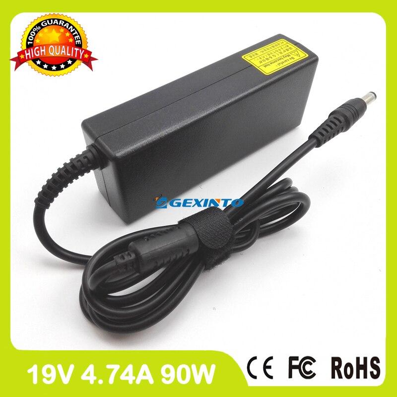 19 V 4.74A 90 W adaptador de CA del ordenador portátil PA3380U-1ACA cargador para Toshiba Dynabook EX/33J 35KBL 35KWH EX/ 46MBL 46MWH EX/48 MWHMA