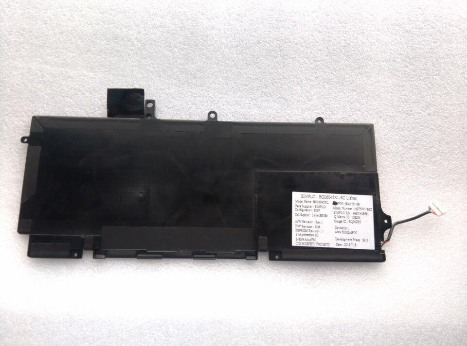 laptop batteries 804175-1B1 HSTNN-IB6Z BG06XL Battery For HP Elitebook Folio 1040 G3