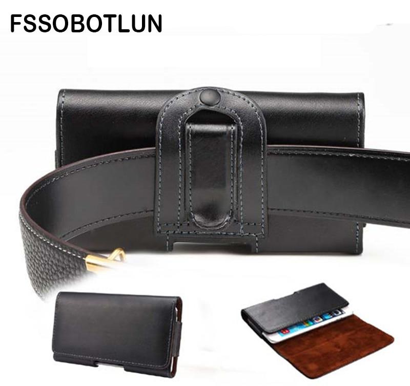 FSSOBOTLUN... para teXet TM-5070/TM-5071/TM-5073/TM-5074/TM-5201 Rock/TM-5570 Funda de cuero para teléfono fundas bolsa