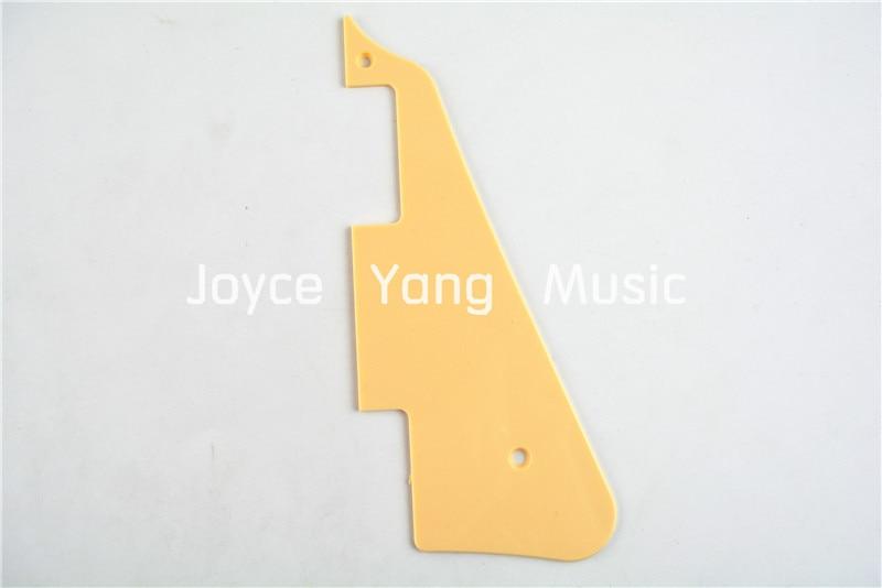2 uds., golpeador de placas Niko Cream de plástico de 1 capa para estilo LP y guitarra eléctrica, Envío Gratis