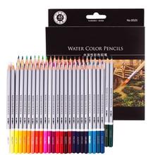 Paquet de 48 crayons aquarelle, ensemble de crayons aquarelle, aquarelle, dessin, Art, noyau de 3mm, 48 unités (6520)