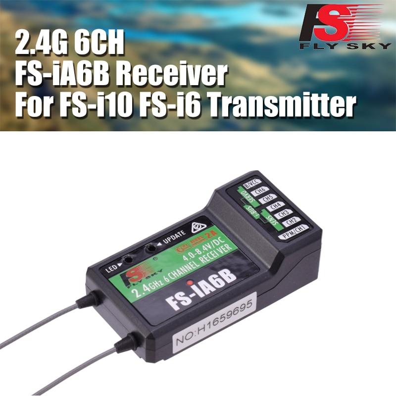 Flysky rc drone mini receptor FS-A8S FS-IA6 FS-IA4B FS-IA6B FS-GR3E FS-X6B receptor rc para flysky transmissor controle remoto