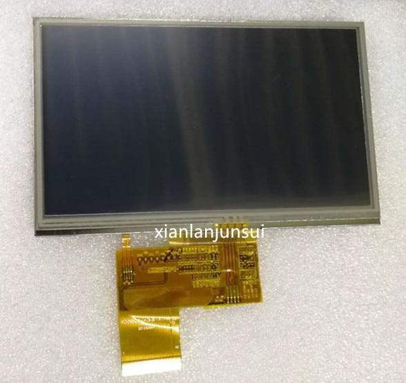 5-дюймовый KD50G23 KD50G10 40pin 480*272 kd50g23-40nb-a1 gps навигация Navi N50 HD N50i BT ЖК-дисплей экран модуль ma