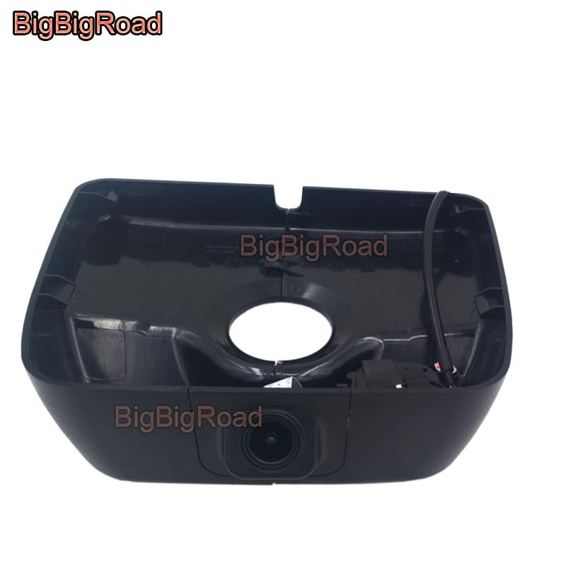BigBigRoad Car DVR Wifi Video Recorder Dash Cam Camera FHD 1080P For Buick GL8 GL 8 2013 2014 2015 2016 2017